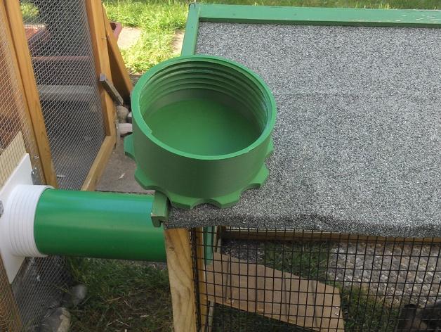 kaninchen außenhaltung verbindungstunnel